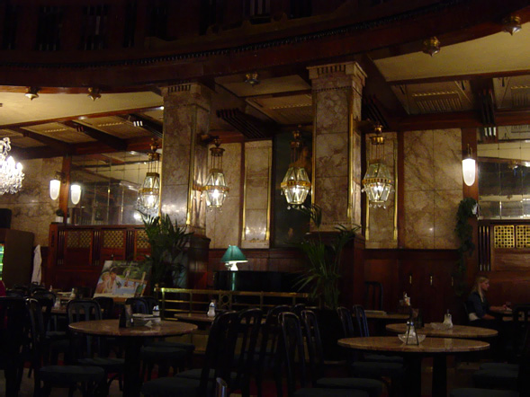 cofee bar in Prague