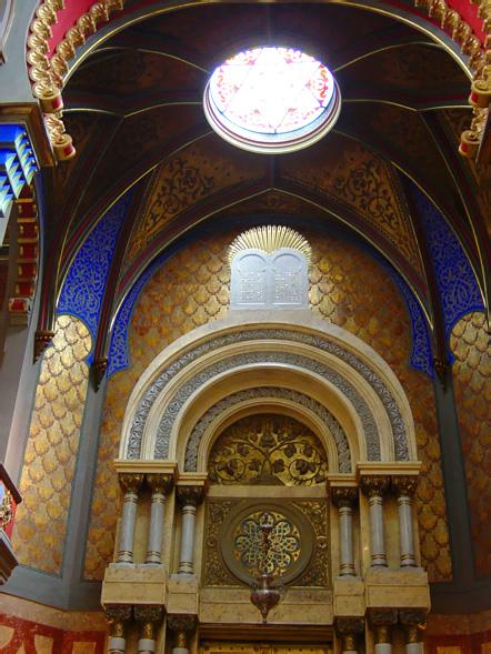 jewish synagogue in prague