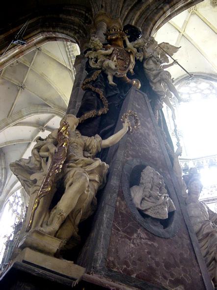 chiesa di san vito a praga
